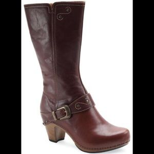 ⭐️SOLD OUT⭐️ Dansko Rylan horse Boot with buckle